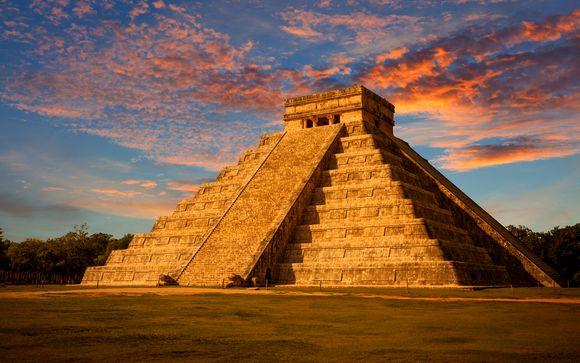 Uw optionele rondreis door Yucatan voor 4 dagen en 3 nachten