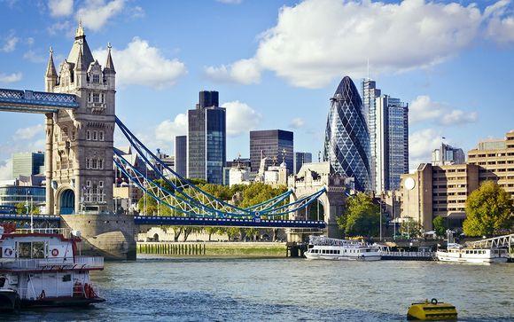Welkom in... Londen!