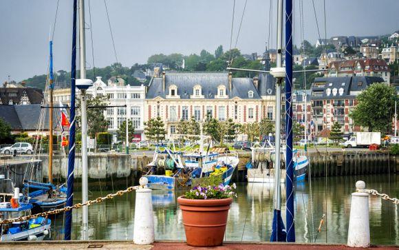 Welkom in... Deauville