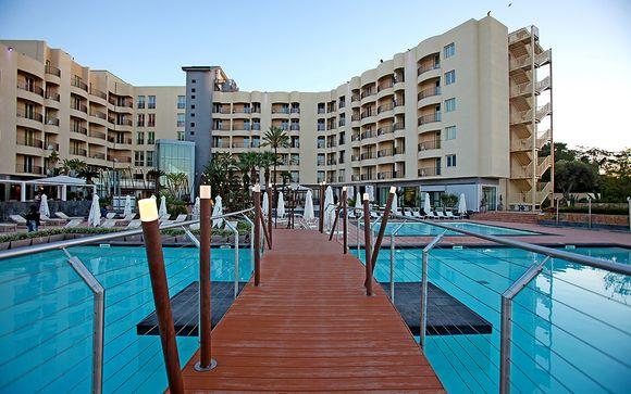 Hotel Domina Zagarella 4*