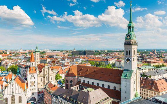 Welkom in...München