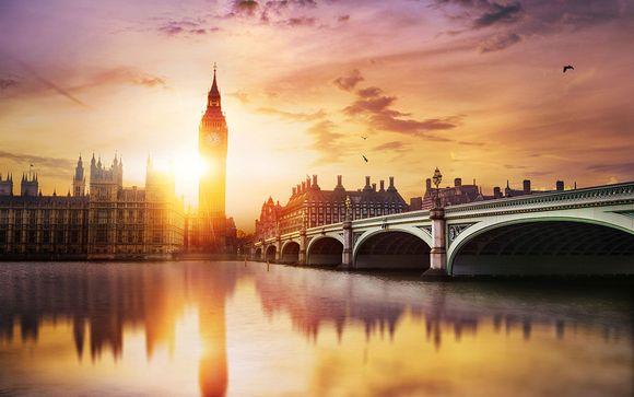 Welkom in... Londen