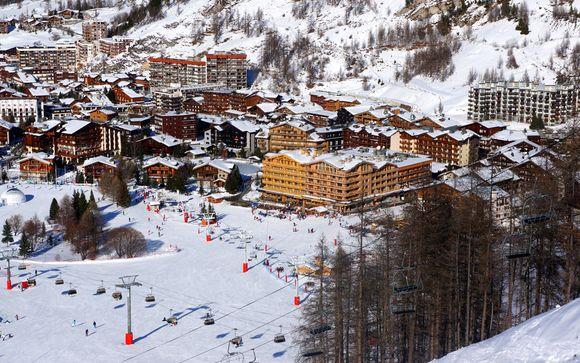 Welkom in... Val d'Isère