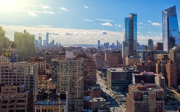 Welkom in New York City