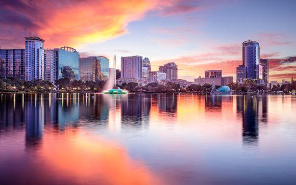 Welkom in... Orlando