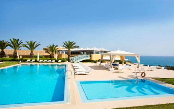 Venus Sea Garden Resort 4* in Brucoli