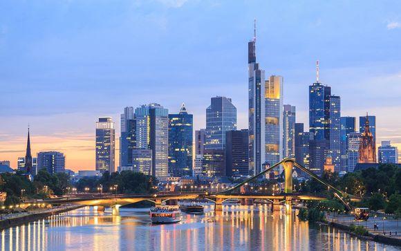 Welkom in... Frankfurt!
