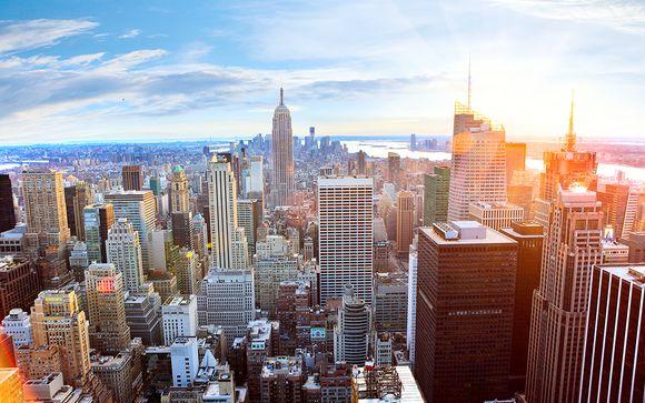 Welkom in ... Dubai, Tokyo, Honolulu en New York!