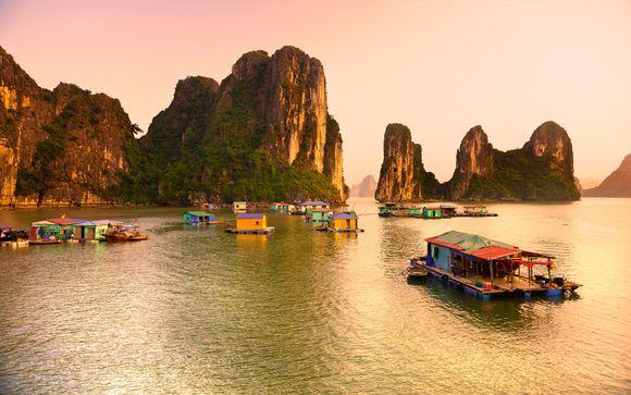 Welkom in ... Vietnam en Cambodja!