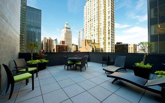 New York - Hotel Hilton Garden Inn Central Park South