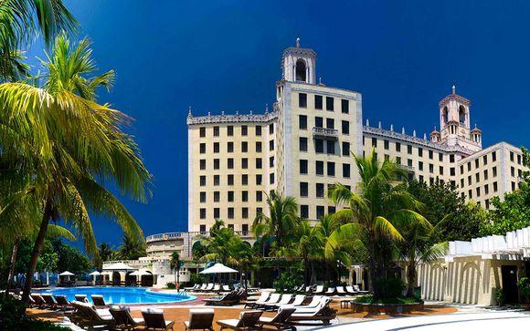 Hotel Nacional de Cuba 5* in Havana
