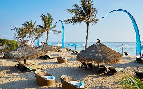 Sol Beach House Bali Benoa 5*