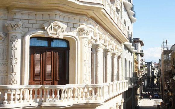 Palacio Cueto Hotel 5*