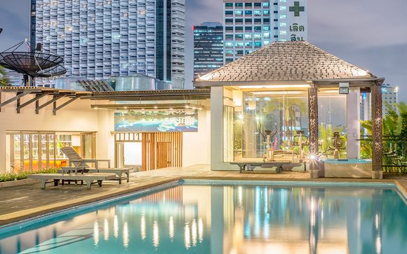 The Grand Sathorn Bangkok 4*