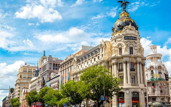 Welkom in ... Madrid!