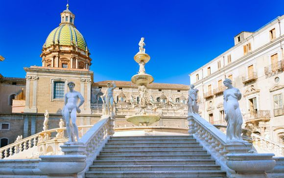 Welkom in ... Palermo!