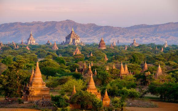 Welkom in ... Myanmar !