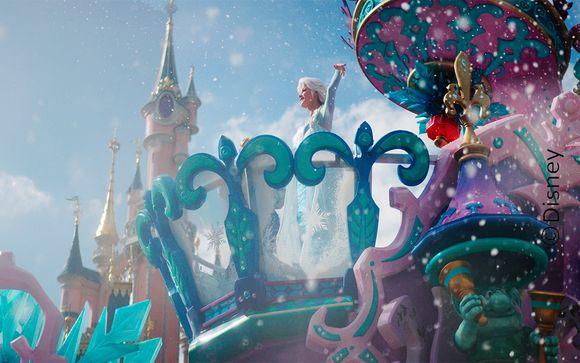 Toegang tot Disneyland® Park en Walt Disney Studios® Park