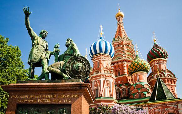 Welkom in ... Moskou!