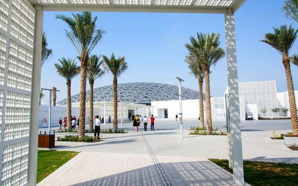 Uw inbegrepen optie in Abu Dhabi