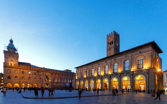 Welkom in ... Bologna!