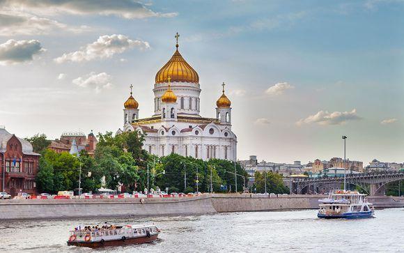 Uw cruise van 10 nachten vanuit Sint-Petersburg