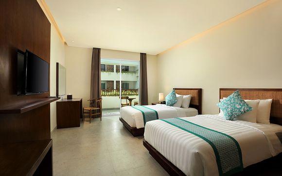 Hotel Anja Jimbaran 4*