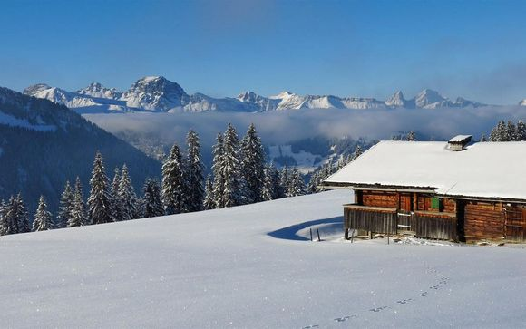 Welkom in ... Gstaad!