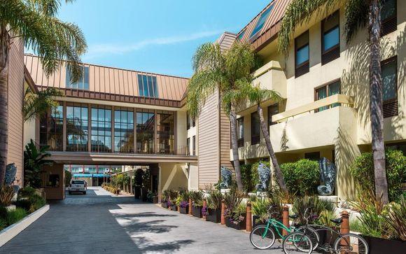 Hotel Riu Plaza Fisherman's Wharf 4*