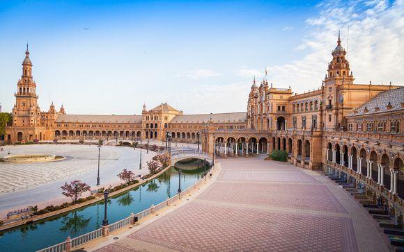 Welkom in ... Sevilla!