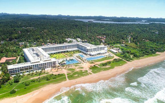Uw strandverblijf in Riu Ahungalle 5*