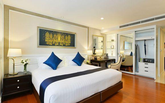 Uw mogelijke verlenging in Bangkok