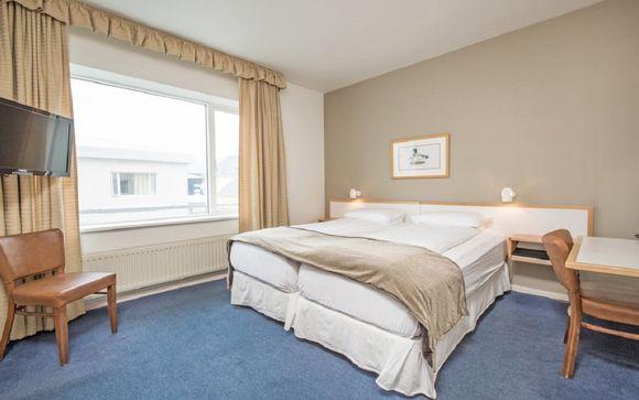 Hotel Nordurland 3*
