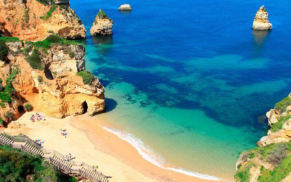 Welkom in de Algarve...