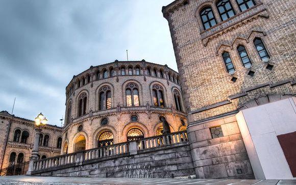 Uw optionele verlenging naar Oslo (enkel bij aanbieding 2)