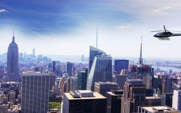Extra opties in New York