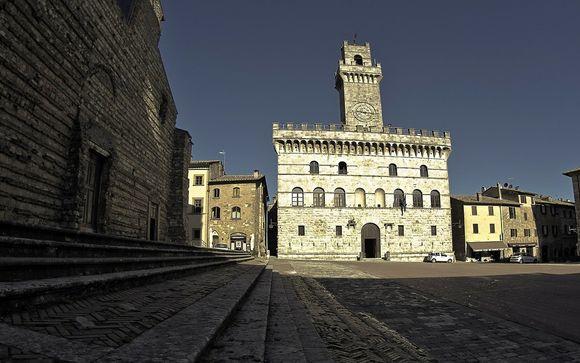 Welkom in ... Toscane!