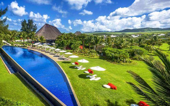 Uw optionele strandverlenging in Hotel Sofitel SO Mauritius 5*