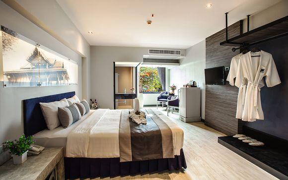 Hotel Nouvo City 4*