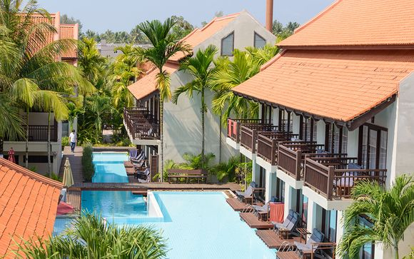 Khaolak Oriental Resort 4* - Adults Only