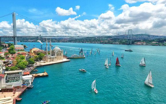 Welkom in ... Istanbul !