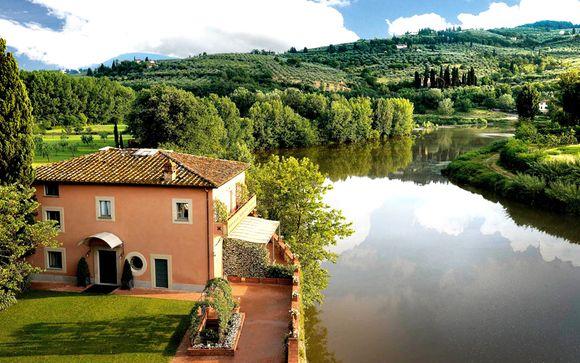 Destination...Tuscany