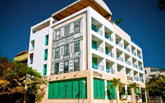 Soho Playa Is A 4 Star Hotel In Playa Del Carmen, Mexico. Located In The  Hip Heart Of The Exotic Coastal City, This Sleek Retreat Is Just 400 Metres  From ...