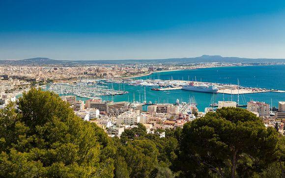 Destination...Palma de Mallorca