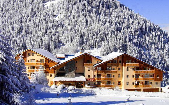 Residence La Turra 4*