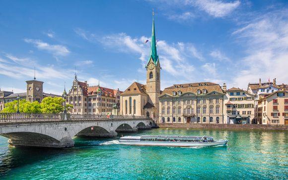Destination...Zurich