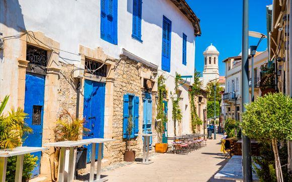 Destination...Cyprus
