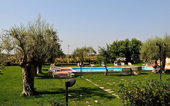 Torre Don Virgilio Country House 4*