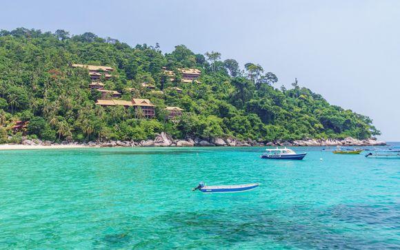 Destination...Tioman Island
