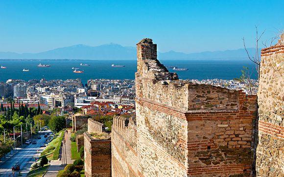 Destination...Thessaloniki